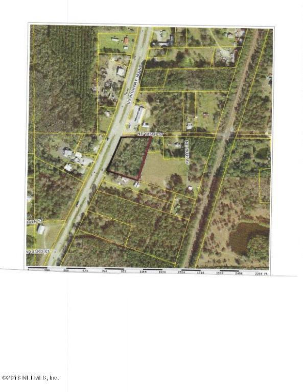 0 N Us Hwy 301, Starke, FL 32091 (MLS #930078) :: EXIT Real Estate Gallery