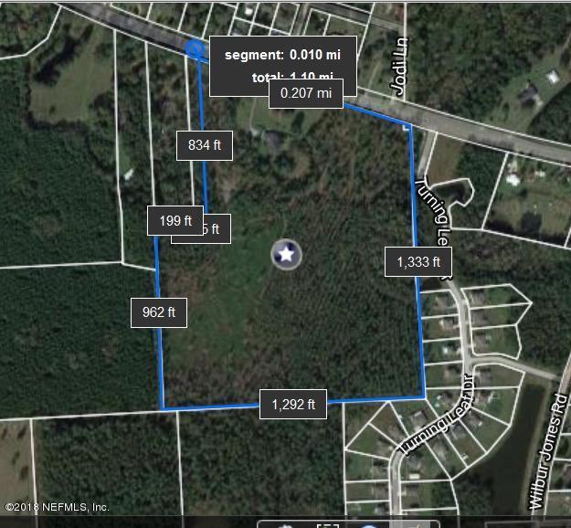 0 Lem Turner Rd, Callahan, FL 32011 (MLS #930732) :: The Hanley Home Team
