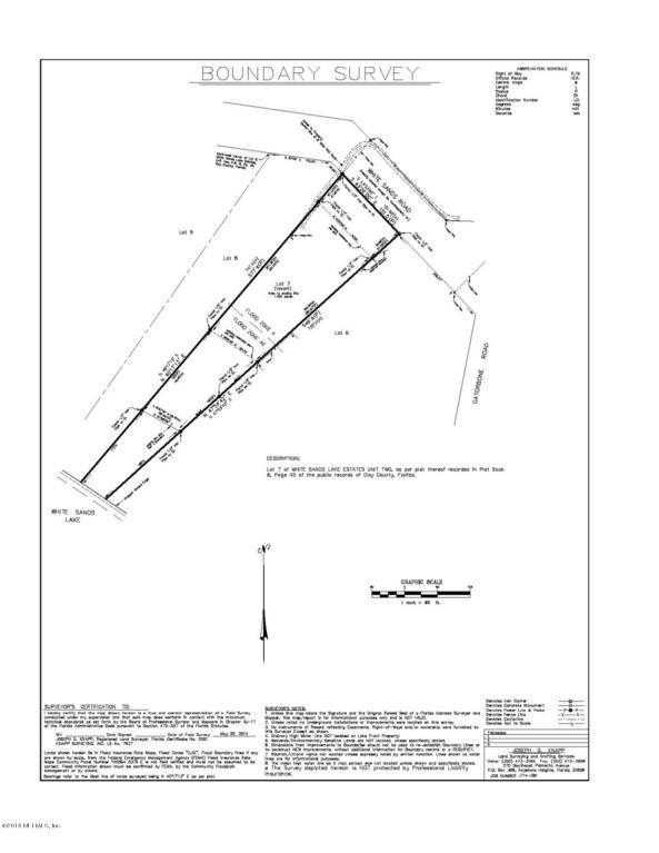 6950 White Sands Rd, Keystone Heights, FL 32656 (MLS #931034) :: Keller Williams Atlantic Partners