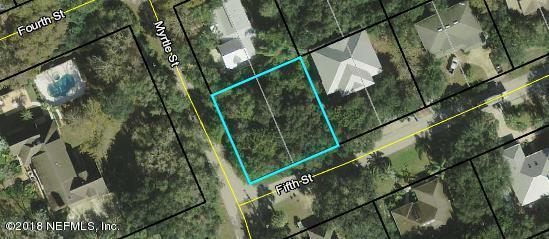 0 Myrtle St, St Augustine, FL 32084 (MLS #931312) :: EXIT Real Estate Gallery