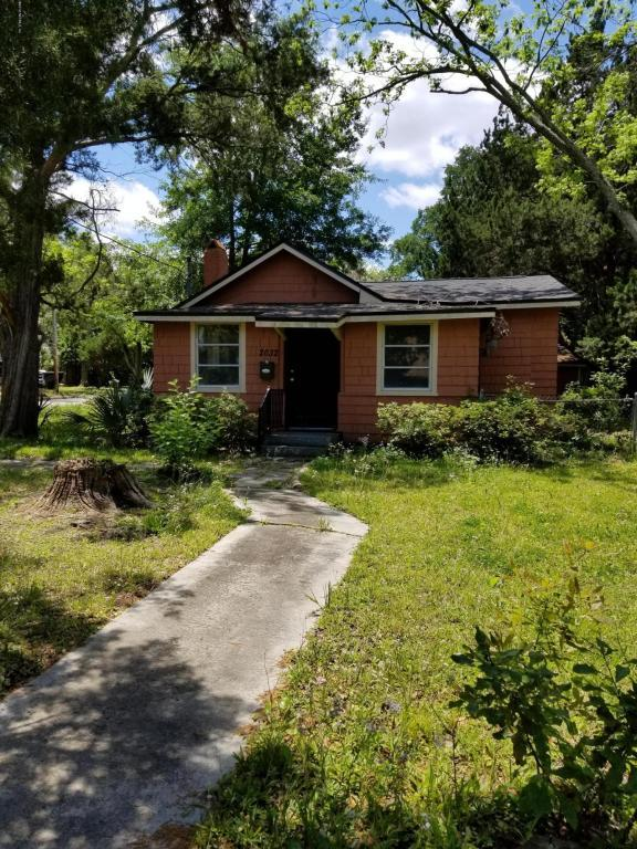 2032 Reed Ave, Jacksonville, FL 32207 (MLS #931714) :: Berkshire Hathaway HomeServices Chaplin Williams Realty