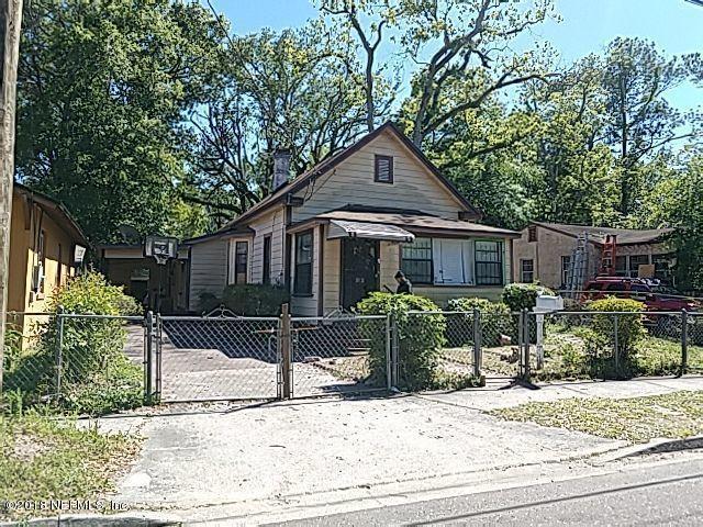 1616 W 33RD St, Jacksonville, FL 32209 (MLS #931752) :: Pepine Realty