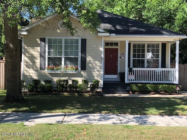 1322 Ingleside Ave, Jacksonville, FL 32205 (MLS #932237) :: Florida Homes Realty & Mortgage