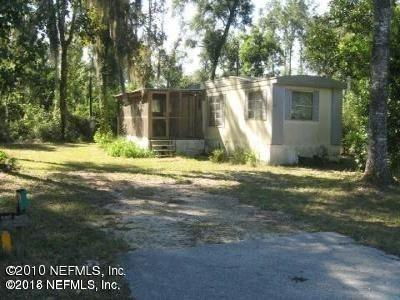 3521 Wilson Springs Rd, Fort White, FL 32038 (MLS #932489) :: EXIT Real Estate Gallery
