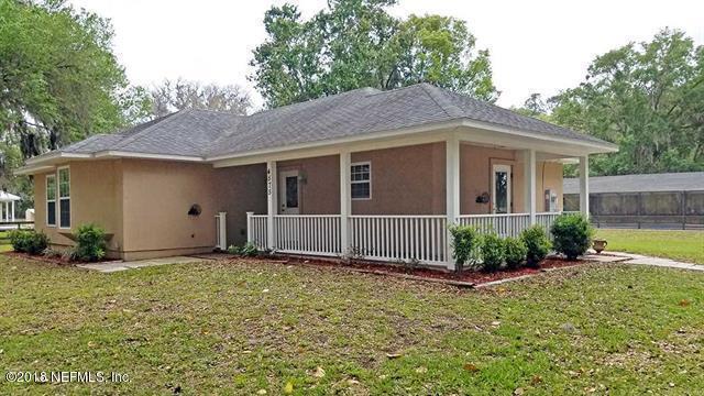 4575 Wolfe Rd, St Augustine, FL 32092 (MLS #932724) :: St. Augustine Realty