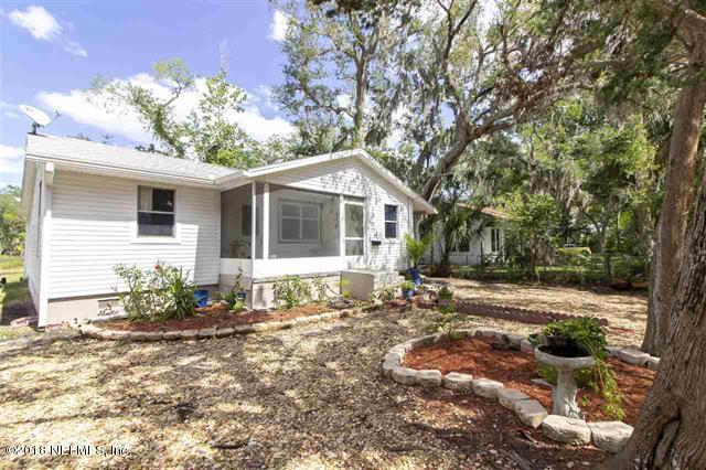 17 Oak St, St Augustine, FL 32084 (MLS #934408) :: The Hanley Home Team