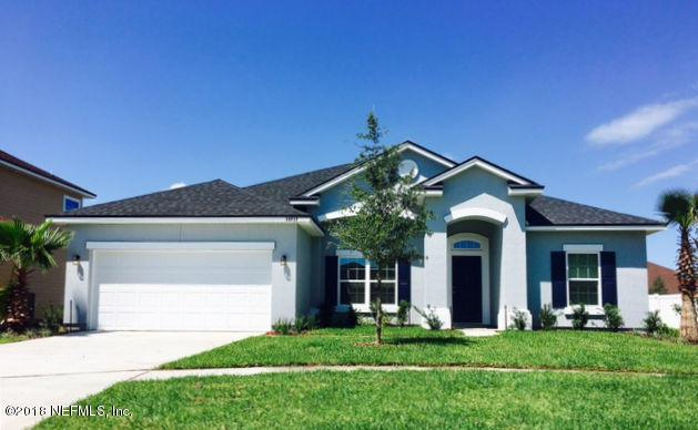 1808 Adler Nest Ln, Fleming Island, FL 32003 (MLS #935477) :: EXIT Real Estate Gallery