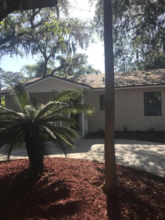 800 Jasmine St, Atlantic Beach, FL 32233 (MLS #936524) :: Sieva Realty