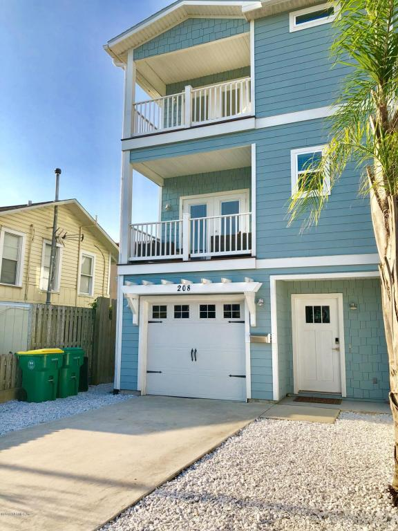 208 12TH Ave S, Jacksonville Beach, FL 32250 (MLS #937160) :: Memory Hopkins Real Estate