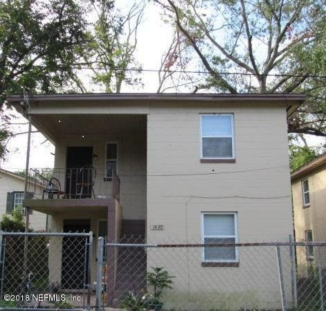 1430 W 22ND St, Jacksonville, FL 32209 (MLS #937901) :: EXIT Real Estate Gallery