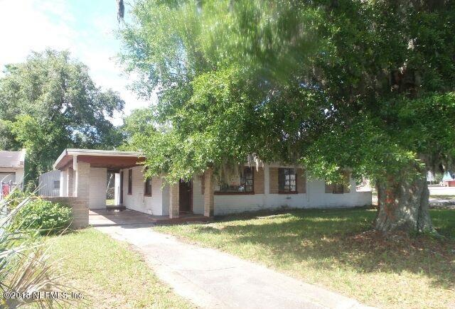 256 W 43RD St, Jacksonville, FL 32208 (MLS #938029) :: EXIT Real Estate Gallery