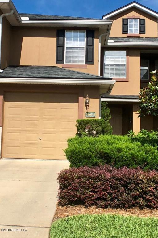 3865 Buckthorne Dr B, Orange Park, FL 32065 (MLS #938276) :: Sieva Realty