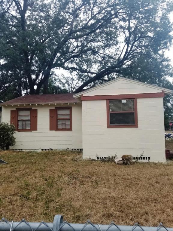 1611 W 34TH St, Jacksonville, FL 32209 (MLS #938895) :: The Hanley Home Team