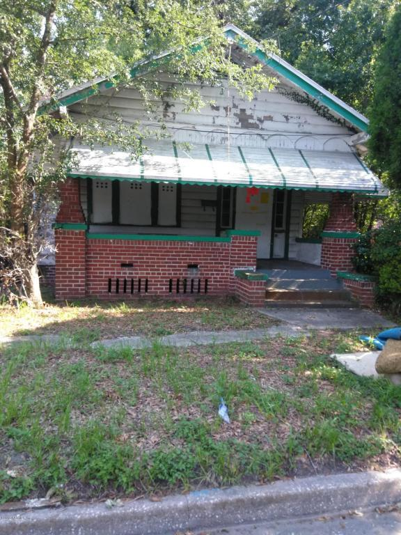 1322 W 24 St, Jacksonville, FL 32209 (MLS #940215) :: EXIT Real Estate Gallery