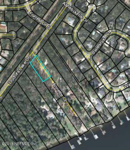0 Annette Ct, Orange Park, FL 32073 (MLS #940685) :: The Hanley Home Team