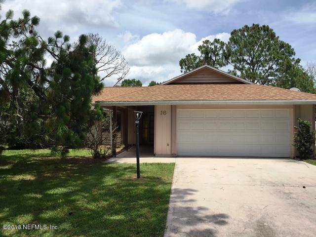 16 Blakeport Ln, Palm Coast, FL 32137 (MLS #940702) :: RE/MAX WaterMarke