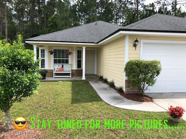 86087 Caesars Ave, Yulee, FL 32097 (MLS #940711) :: EXIT Real Estate Gallery