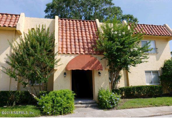 3875 Mission Dr #8, Jacksonville, FL 32217 (MLS #941167) :: EXIT Real Estate Gallery
