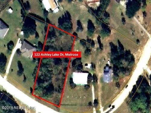 122 Ashley Lake Dr, Melrose, FL 32666 (MLS #941413) :: Memory Hopkins Real Estate