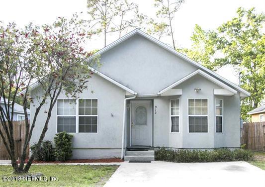 912 Bruen St, St Augustine, FL 32084 (MLS #941656) :: The Hanley Home Team