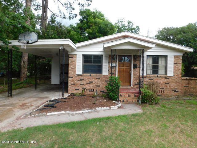 2603 Henrietta St, Jacksonville, FL 32209 (MLS #942521) :: Perkins Realty