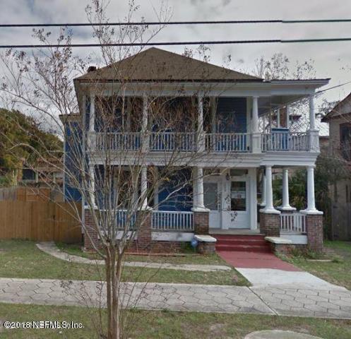 1309 N Market St, Jacksonville, FL 32206 (MLS #942780) :: The Hanley Home Team