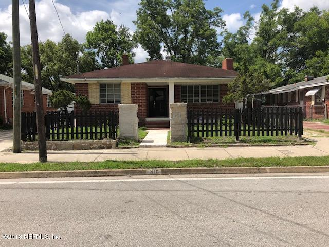 1416 W 13TH St, Jacksonville, FL 32209 (MLS #943322) :: EXIT Real Estate Gallery