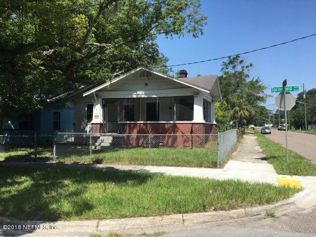 4426 Springfield Blvd, Jacksonville, FL 32206 (MLS #943344) :: Florida Homes Realty & Mortgage