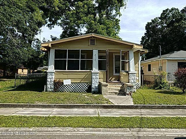 2115 Woodside St, Jacksonville, FL 32209 (MLS #943365) :: EXIT Real Estate Gallery