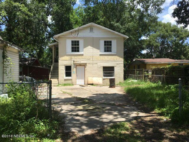 1526 W 22ND St, Jacksonville, FL 32209 (MLS #943663) :: EXIT Real Estate Gallery