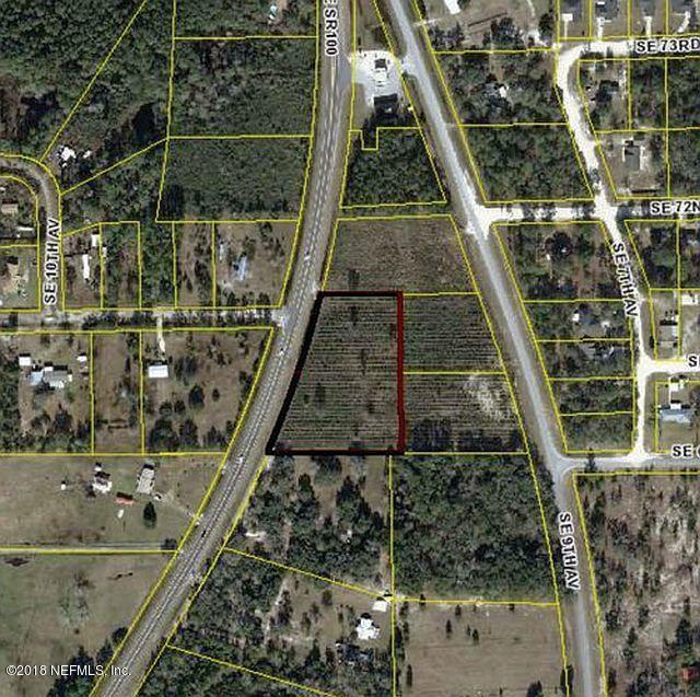 00 State Road 100 Ave, Starke, FL 32091 (MLS #944194) :: EXIT Real Estate Gallery