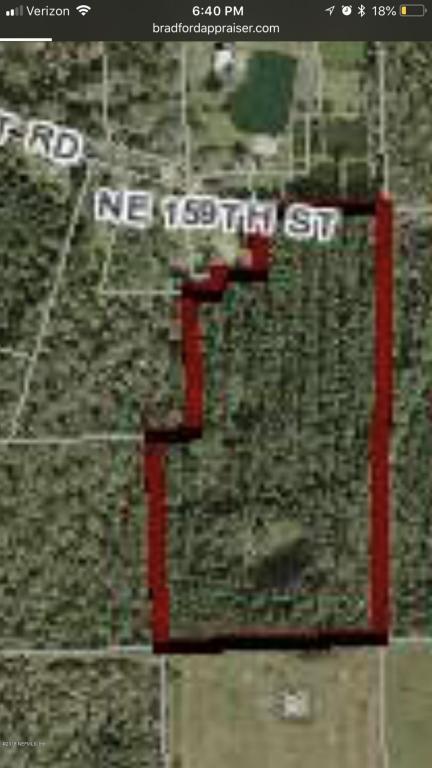 0 E Market Rd, Starke, FL 32091 (MLS #944203) :: The Hanley Home Team