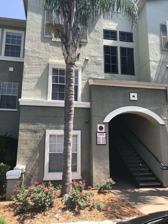 3591 Kernan Blvd S #809, Jacksonville, FL 32224 (MLS #945659) :: Memory Hopkins Real Estate