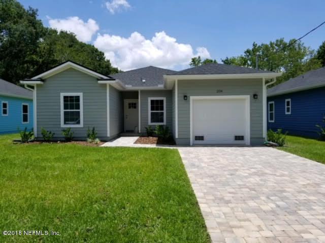 206 N Orange St, Hastings, FL 32145 (MLS #945911) :: The Hanley Home Team