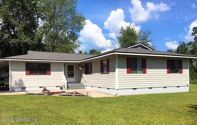 2749 Eastwood Dr, Bryceville, FL 32009 (MLS #946321) :: EXIT Real Estate Gallery