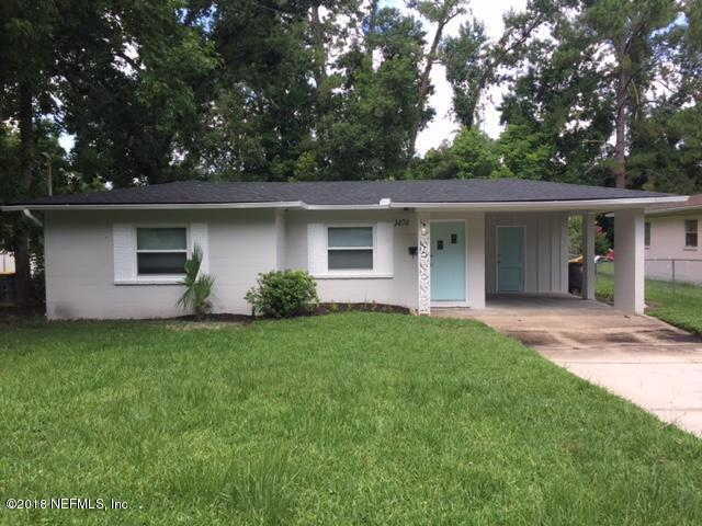 1474 Dakar St, Jacksonville, FL 32205 (MLS #946403) :: CenterBeam Real Estate