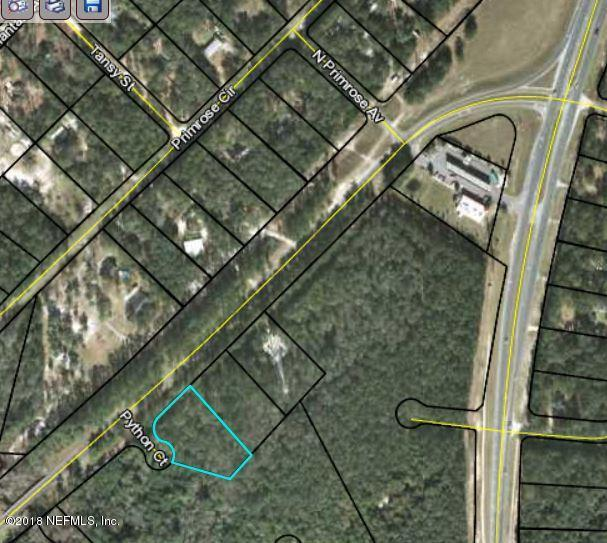 2944 Python Ct, Middleburg, FL 32068 (MLS #946497) :: EXIT Real Estate Gallery