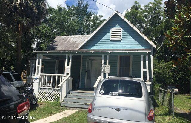 388 King St, Jacksonville, FL 32204 (MLS #946741) :: Pepine Realty