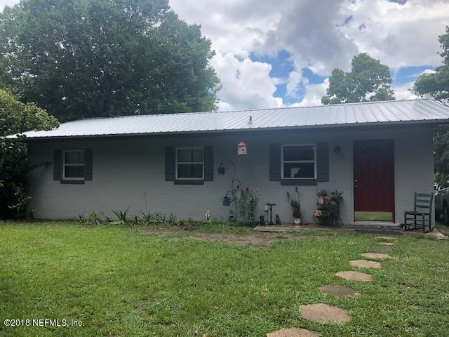 5433 County Road 352, Keystone Heights, FL 32656 (MLS #946805) :: EXIT Real Estate Gallery