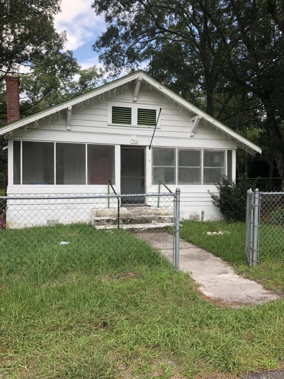 555 W Weldon St, Starke, FL 32091 (MLS #946879) :: Pepine Realty