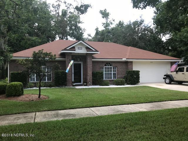 1806 Denmark Dr, Orange Park, FL 32003 (MLS #947045) :: EXIT Real Estate Gallery