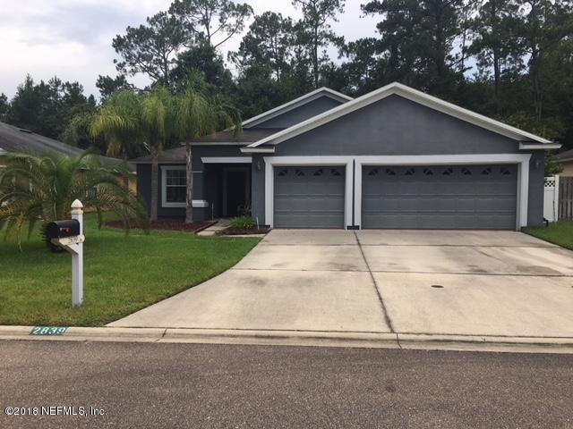 2839 Woodstone Dr, Middleburg, FL 32068 (MLS #947495) :: EXIT Real Estate Gallery
