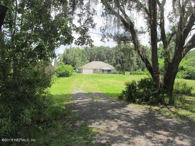 742 Cedar Creek Rd, Palatka, FL 32177 (MLS #947726) :: St. Augustine Realty