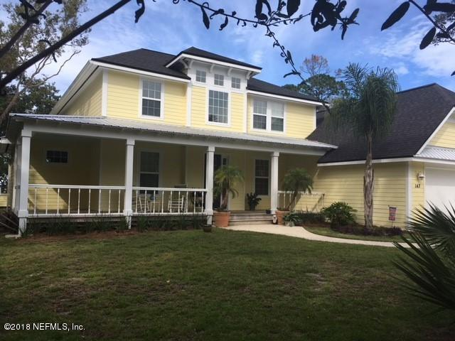 143 Istoria Dr, St Augustine, FL 32095 (MLS #948021) :: St. Augustine Realty