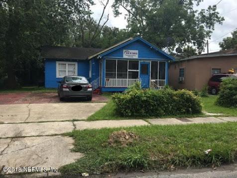 826 W 21ST St, Jacksonville, FL 32206 (MLS #948776) :: EXIT Real Estate Gallery