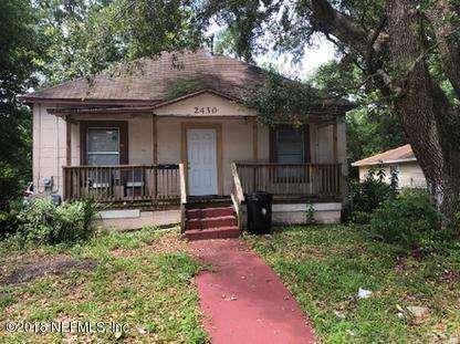 2430 Wylene St, Jacksonville, FL 32209 (MLS #948961) :: EXIT Real Estate Gallery