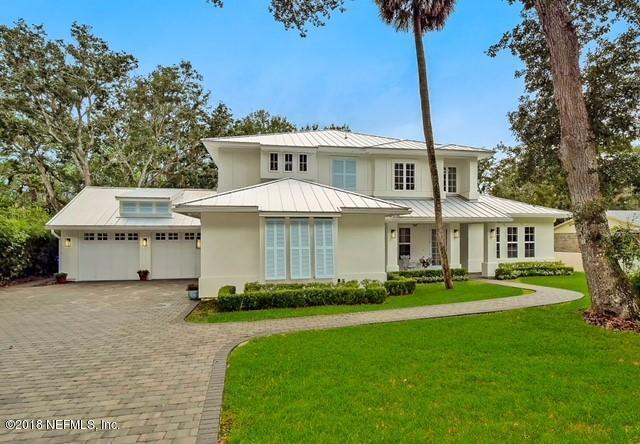 1161 Neck Rd, Ponte Vedra Beach, FL 32082 (MLS #949388) :: Memory Hopkins Real Estate
