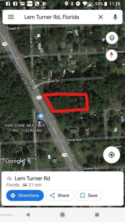 0 Lem Turner Rd, Jacksonville, FL 32218 (MLS #950490) :: CrossView Realty