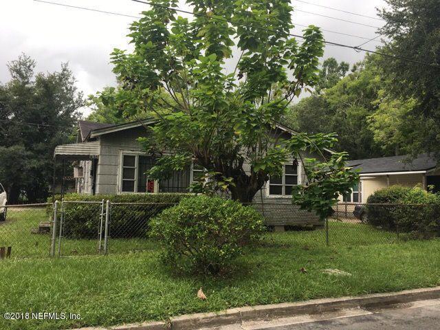 1934 W 6TH St, Jacksonville, FL 32209 (MLS #950619) :: Memory Hopkins Real Estate
