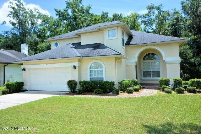 676 Reflection Cove Rd E, Jacksonville, FL 32218 (MLS #950802) :: EXIT Real Estate Gallery